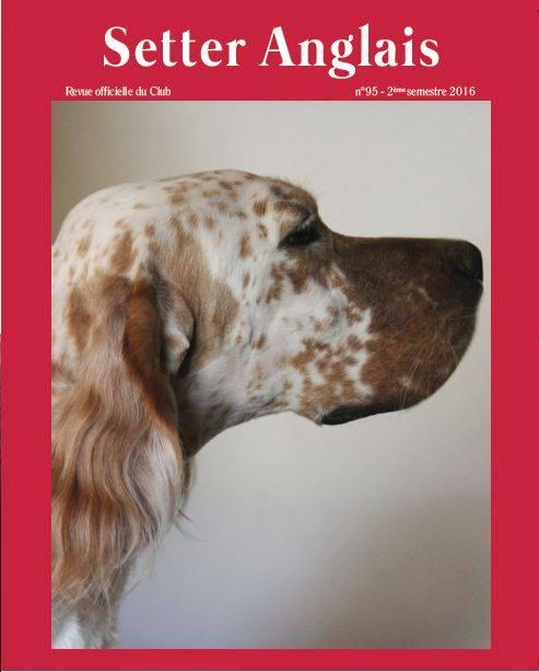 JULE'S Du Milobre de Bouisse fait la couverture de la revue  Jucouv10