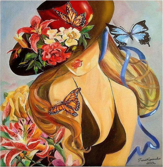 La  FEMME  dans  l' ART - Page 4 29a83110