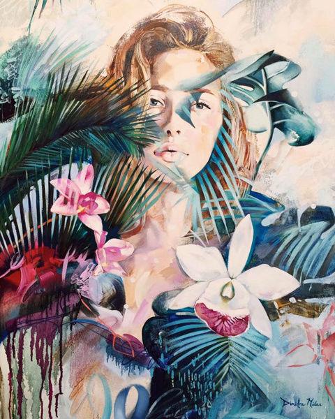 La  FEMME  dans  l' ART - Page 4 5b817810