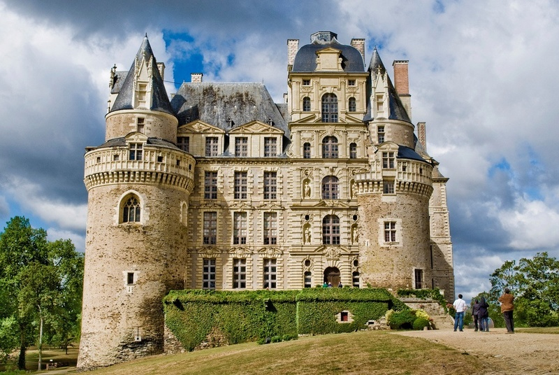 Les châteaux. Brissa10