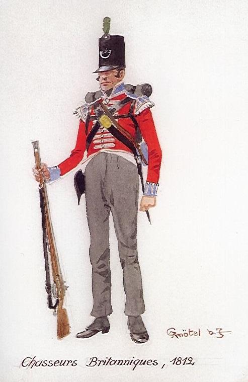 Chasseurs Britanniques Regiment - Page 5 Chasse10