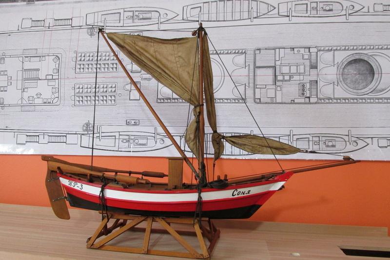 """Bateau de pêche de la mer Noire """"gabare"""" Img_7710"""