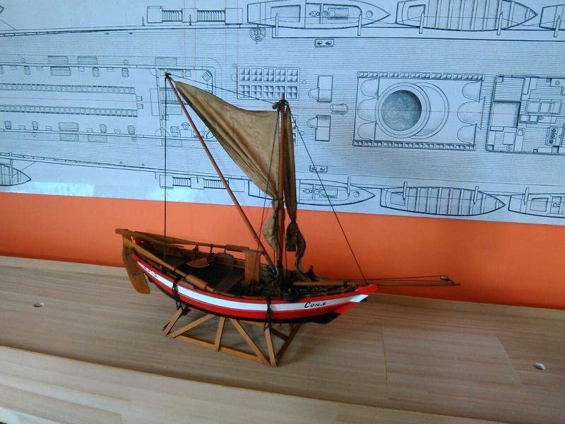 """Bateau de pêche de la mer Noire """"gabare"""" Viber_10"""