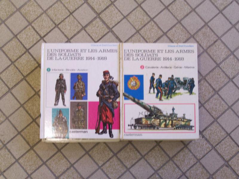 [Vente]  Livres série les Uniformes et les Armes 100_5315