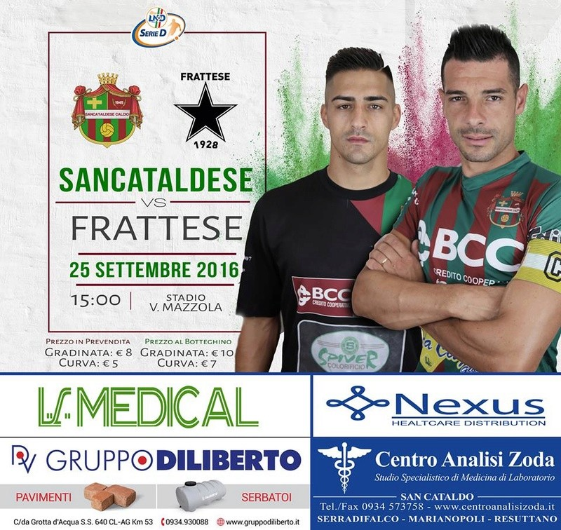 Campionato 4°giornata: SANCATALDESE - frattese 2-1 14344810