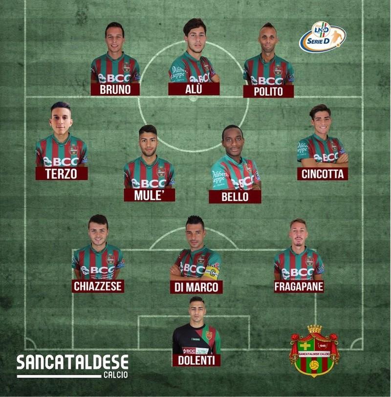 Campionato 8°giornata: SANCATALDESE - sersale 4-0 14695510
