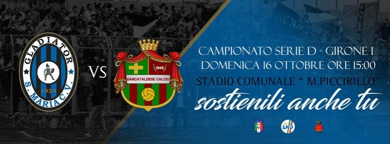 Campionato 7°giornata: gladiator - SANCATALDESE 2-0 14712410
