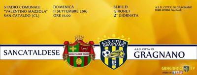 Campionato 2°giornata: SANCATALDESE - citta' di gragnano 2-1 Image-10