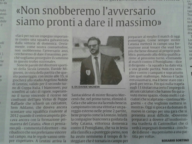 1° Turno - Gara unica: sicula leonzio - SANCATALDESE 1-3 dcr Img_2013