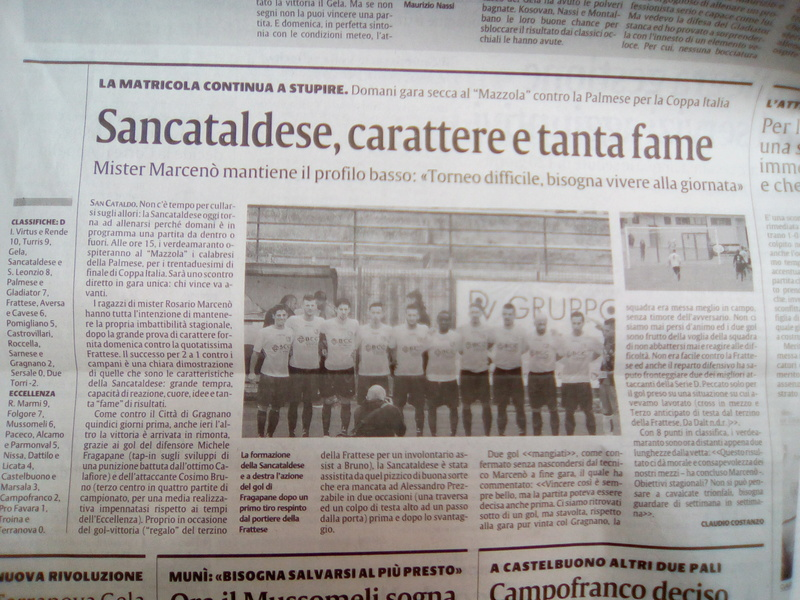 Campionato 4°giornata: SANCATALDESE - frattese 2-1 Img_2016