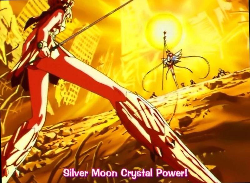 Sailor Moon und ihre Mondzepter 210