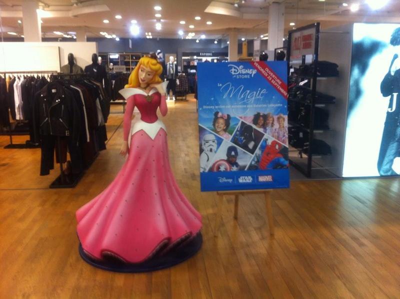 [Boutique Disney Store] Rosny 2 110