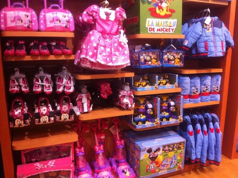 [Boutique Disney Store] Rosny 2 1210