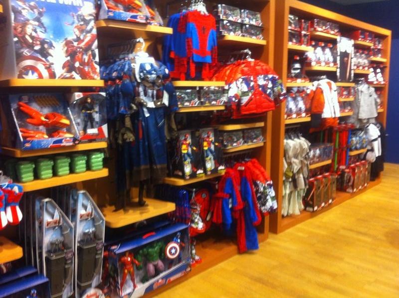 [Boutique Disney Store] Rosny 2 1310