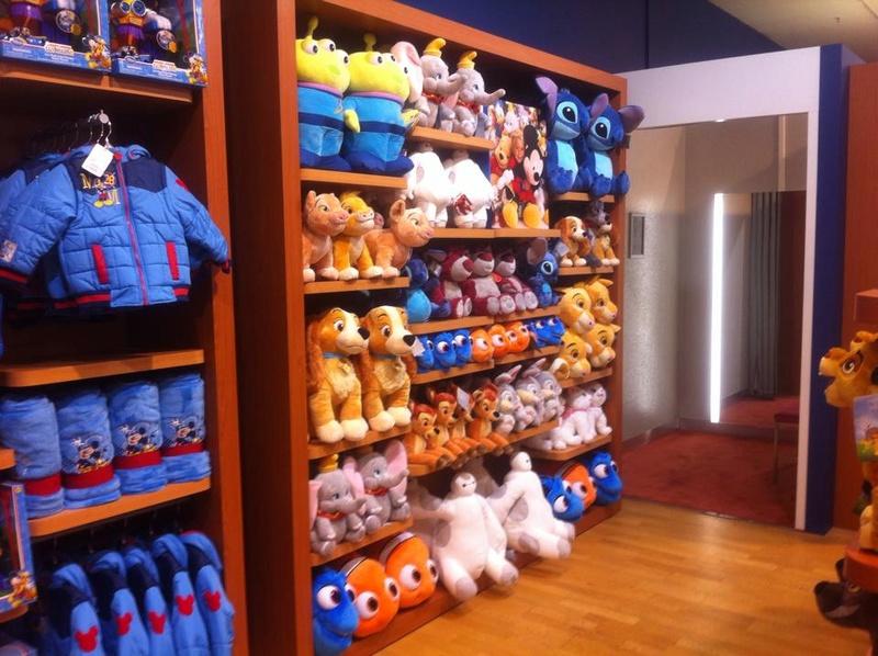 [Boutique Disney Store] Rosny 2 1410