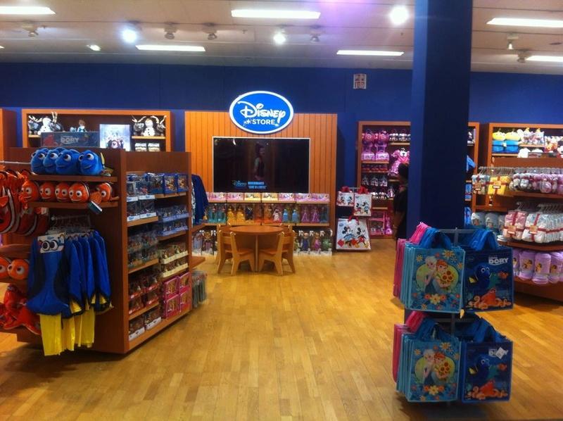 [Boutique Disney Store] Rosny 2 210