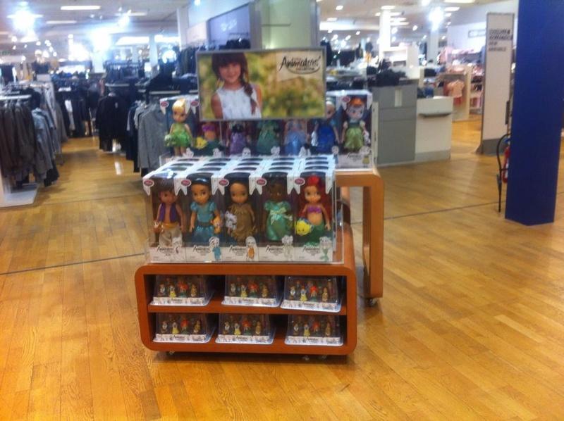 [Boutique Disney Store] Rosny 2 510