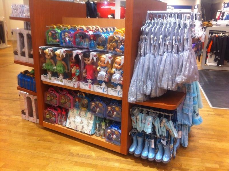 [Boutique Disney Store] Rosny 2 610