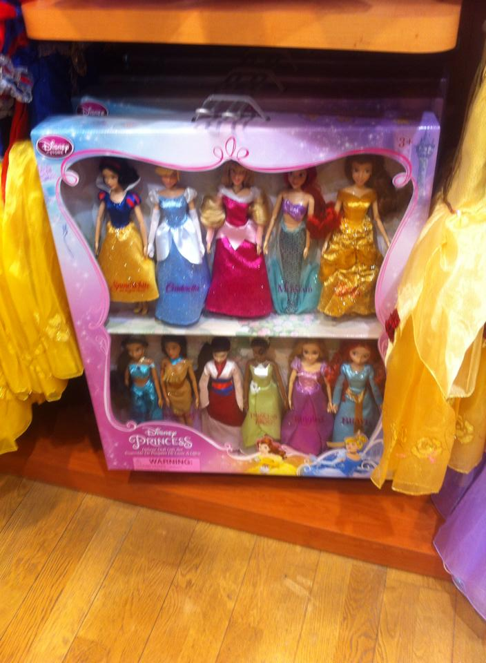 [Boutique Disney Store] Rosny 2 810