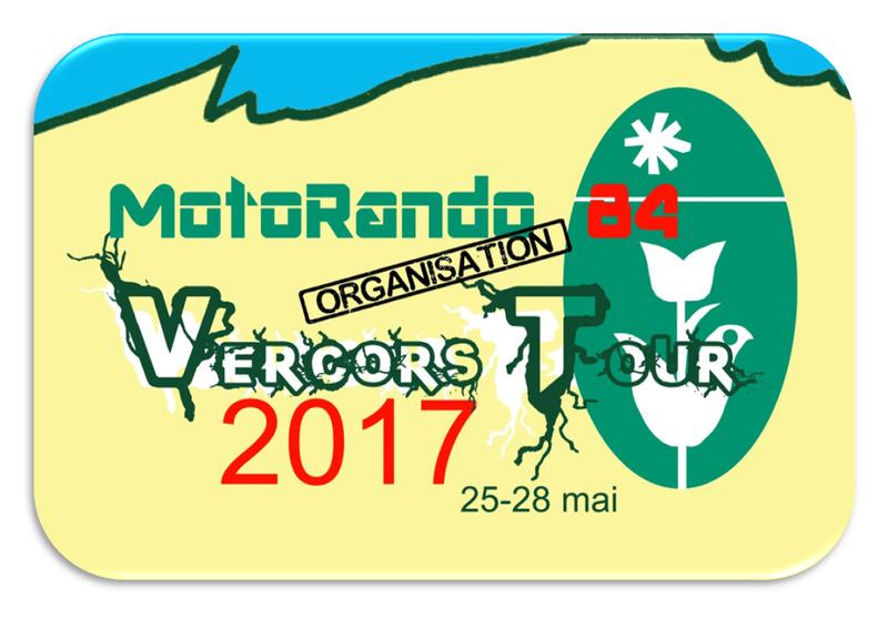 Présentation de l'équipe Moto Rando 84 Vercor10