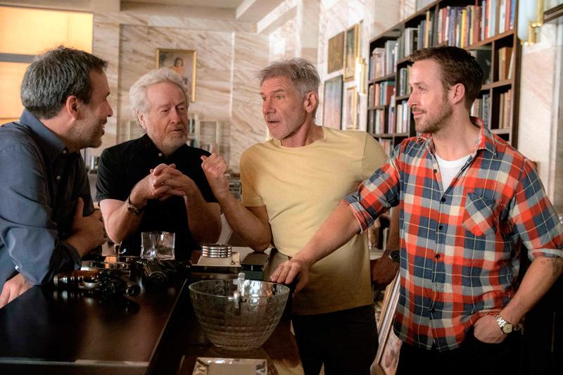 Blade Runner 2049 - Dennis Villeneuve Blader10