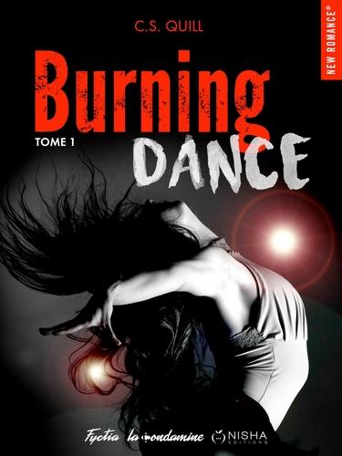 Burning Dance de C.S. Quill Burnin13