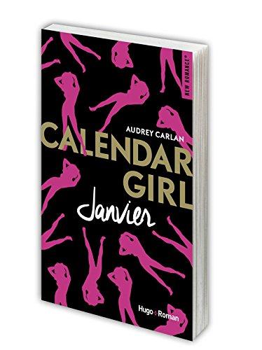calendar - Calendar Girl - Tome 1 : Janvier - Audrey Carlan  Janvie10