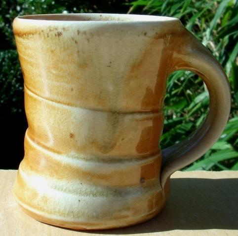 Robert Barron, Gooseneck Pottery, Australia  Mug_a10