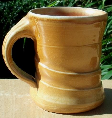 Robert Barron, Gooseneck Pottery, Australia  Mug_b10