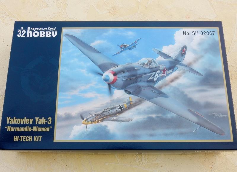 "Yak-3 Special Hobby 1/32 ""Hi tech kit"" Dscn2835"