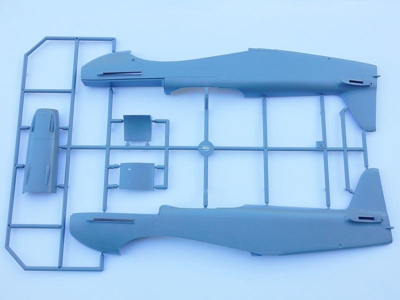 "Yak-3 Special Hobby 1/32 ""Hi tech kit"" Dscn2836"