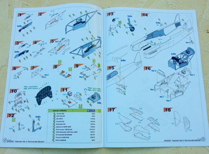 "Yak-3 Special Hobby 1/32 ""Hi tech kit"" Dscn2842"