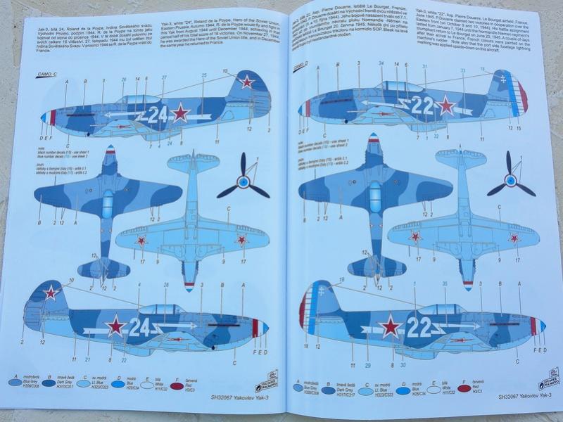 "Yak-3 Special Hobby 1/32 ""Hi tech kit"" Dscn2846"