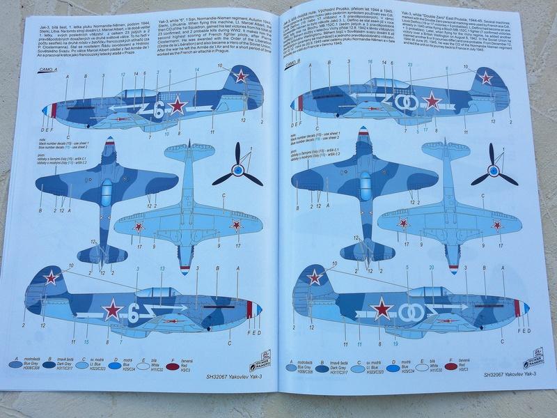 "Yak-3 Special Hobby 1/32 ""Hi tech kit"" Dscn2847"