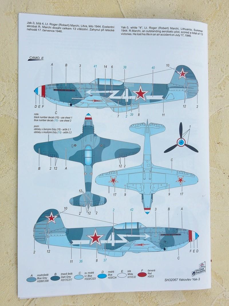"Yak-3 Special Hobby 1/32 ""Hi tech kit"" Dscn2848"