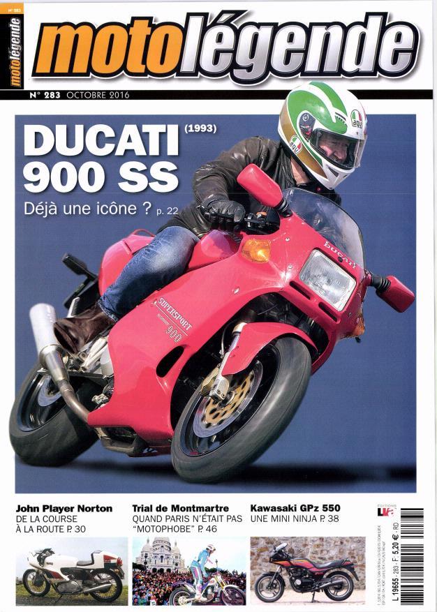 Moto Légende 283: Ducati 900 SS L965510