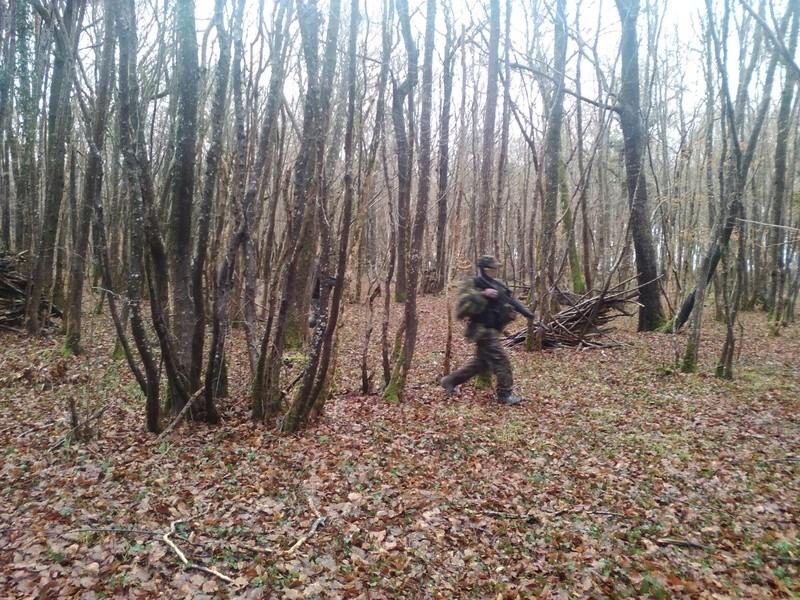 Partie 31 janvier 2016 ( Paintball / Forêt ) 12633511