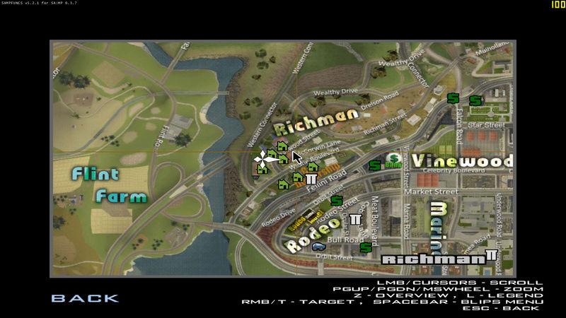 VENTE - Maison sur Richman. Sa-mp-10