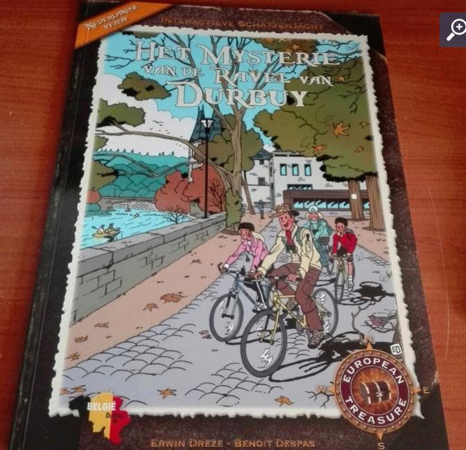 24 Itinéraire n°8 - W8 - Entre Fagnes et Famenne - Part 24 - Durbuy - Barvaux (RAVeL 5) Het_my10