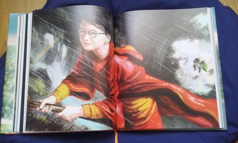 Réédition HP  :  un tome par an. - Page 13 20161016
