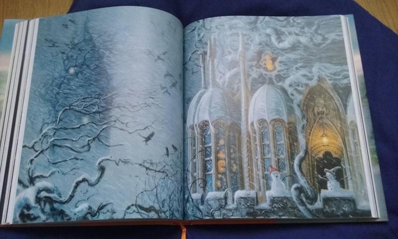 Réédition HP  :  un tome par an. - Page 13 20161017