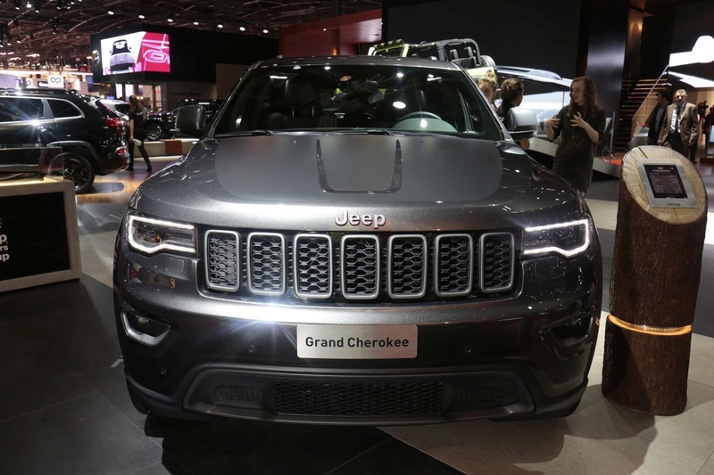 Jeep Grand Cherokee : la version Trailhawk avec le restylage 2017   Jeep-g10