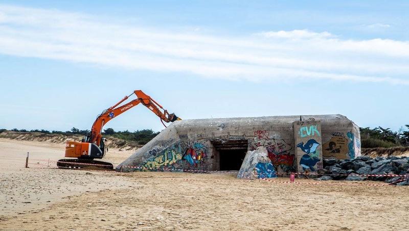 bunkers en vendée 14524510