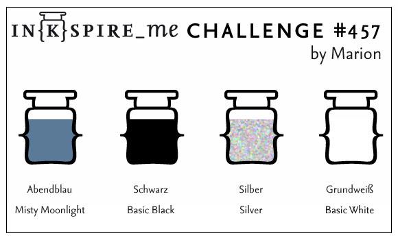 INKSPIRE ME Challenge #457