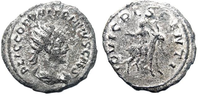 Les antoniniens du règne conjoint Valérien/Gallien - Page 5 Iovi_a10