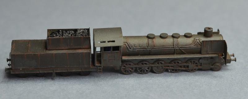 DORA German 80cm railway gun 1/350 Bigblueboy - Page 7 Dsc_5932