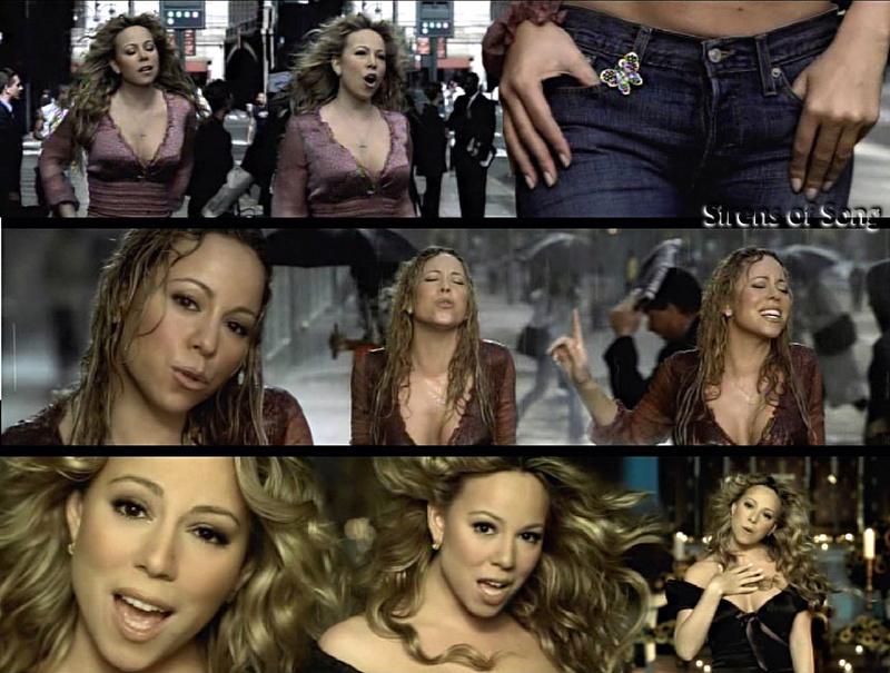 Mariah Carey - Through The Rain  Mariah10