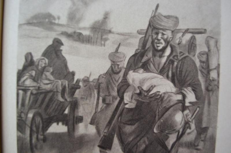 Livre 1939/1940 CEUX DE L'INFANTERIE Récits de combat Edition originale Archat 1943.ESC2 PRIX BAISSE. VENTE CLOTUREE. Dsc_0733