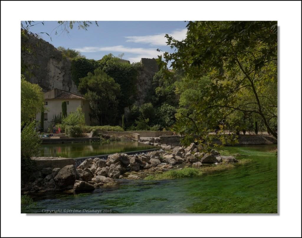 Fontaine de Vaucluse P9040011