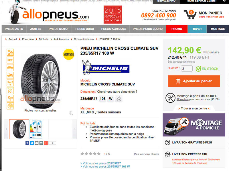 Avis pneus FALKEN? Captur12
